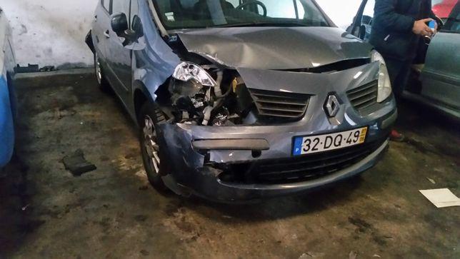 Renault modus 2007 motor 1.4 gasolina