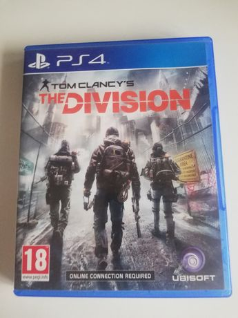 The division PL  ps4 / playstation 4
