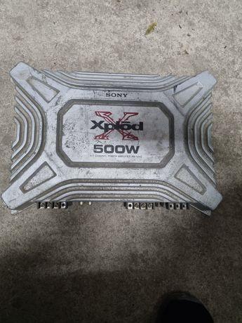 Wzmacniacz samochodowy Sony