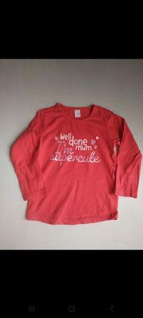 Bluzka dla dziewczynki r.86