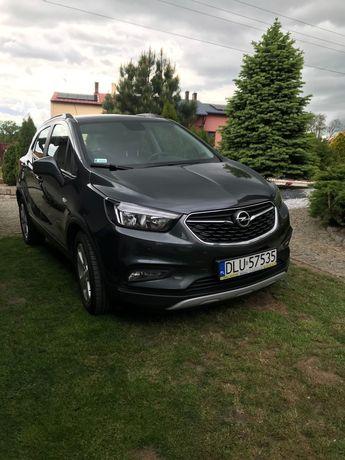 Opel Mokka X Benzyna+Gaz Fabryczny Salon Polska