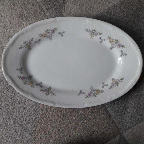 Półmisek porcelana Bogucice PRL