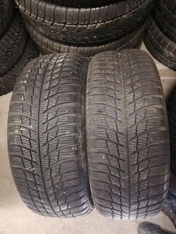 Dwie opony Bridgestone Blizzak LM001 205/55/16 91 T
