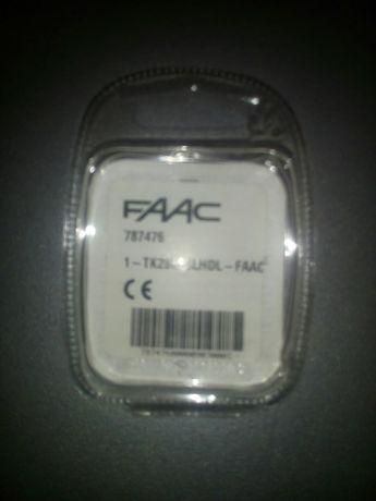Пульт ворот шлагбаумов FAAC 1-TK2868SLHDL