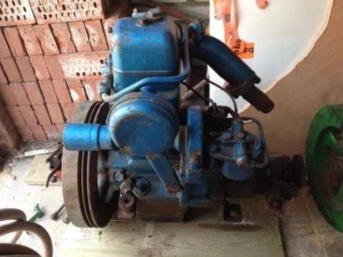 Przekładnia silnik Volvo Penta MD1 głowica rewers śruba pompa