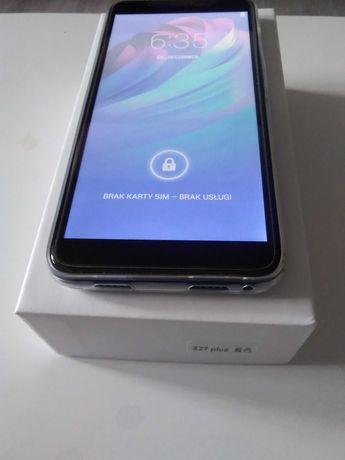 Telefon  X 27 plus  nowy.