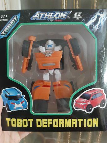 Робот-трансформер (тобот)