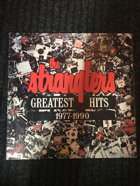 Płyta winylowa - The Stranglers - The best of - okazja - stan bdb