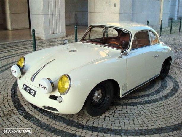 Porsche 356 B Outlaw T6