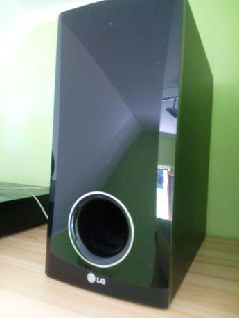 Wieża stereo LQ czarna