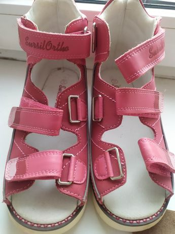 Ортопедическая обувь + стельки