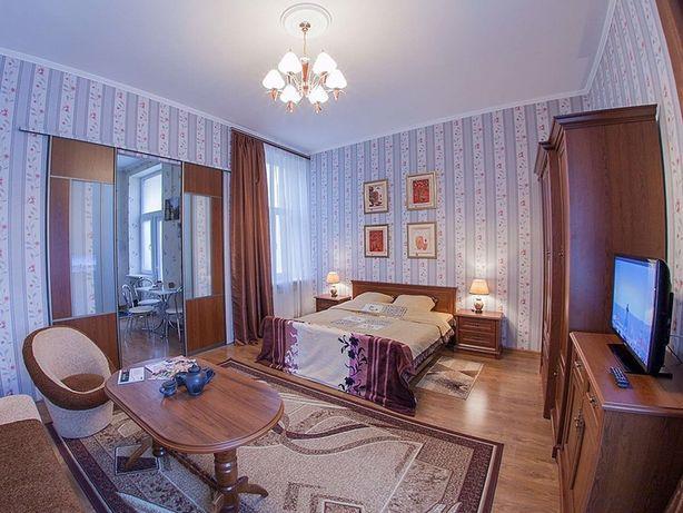 Квартира подобово в центрі Львова