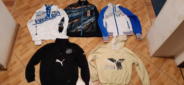 sportowe bluzy Puma
