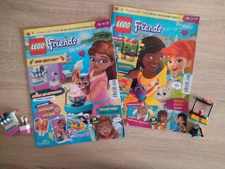 Лего Lego журналы.