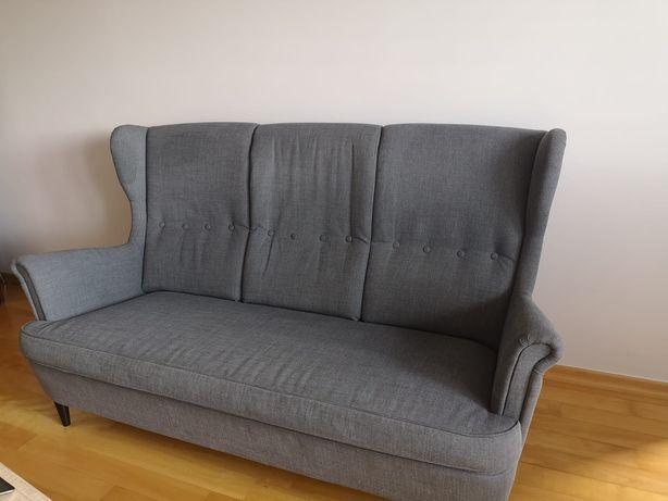 Sofa trzyosobowa Strandmon ikea