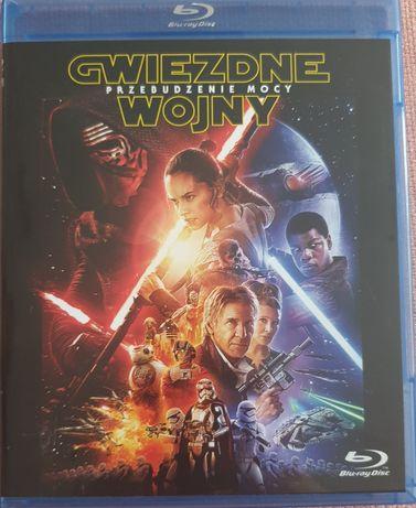 Gwiezdne Wojny Przebudzenie mocy/ Star Wars Force Awakens Blu Ray