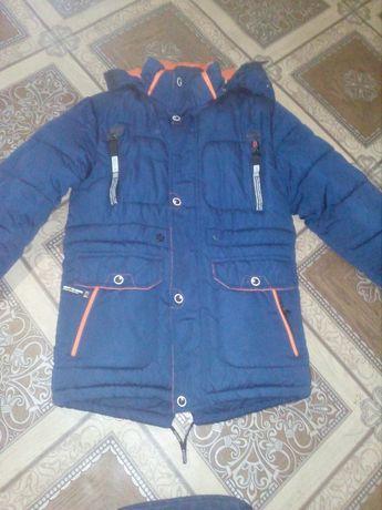 Продам курточку зима