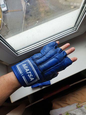 Битки / перчатки / Бокс / ММА / кожаные перчатки