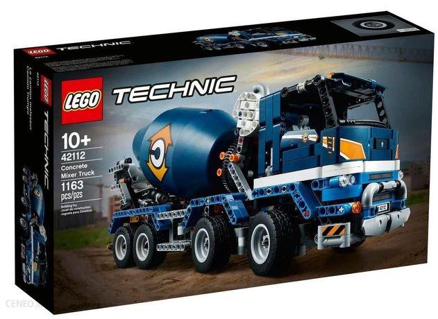 Zestaw Lego Technic 42112 Betoniarka