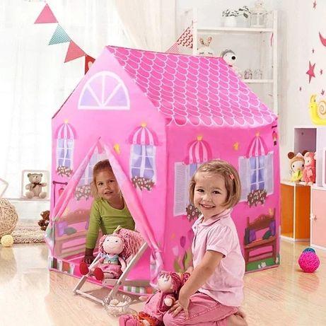 Детская Игровая Палатка Домик Принцессы
