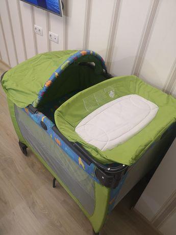 Детская кроватка манеж Graco