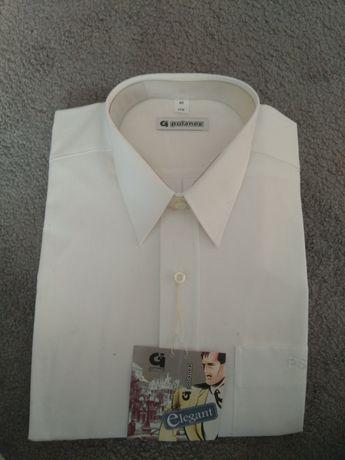 Koszula Państwowa Straż Pożarna wizytowa biała roz.40