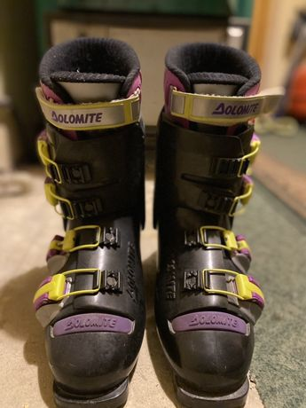 Лыжные ботинки 25см.Женские