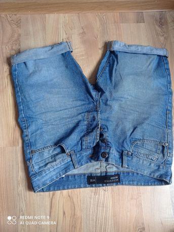 Spodnie krótkie Reserved jeans  rozm 32