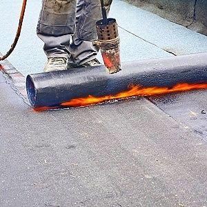 Мягкая кровля крыш рубероид: монтаж и ремонт