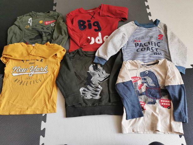 Zestaw ubrań dla Chłopca rozmiar 92 i 98.
