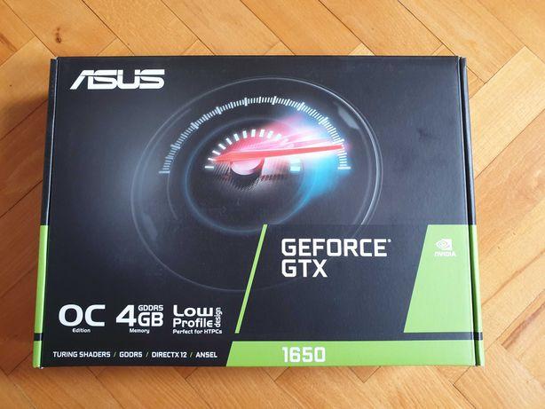 Nowa Karta Graficzna Gigabyte GeForce GTX 1650 OC low profile