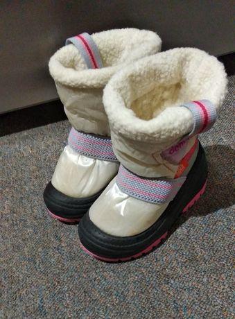 Зимние ботинки, сапожки Demar