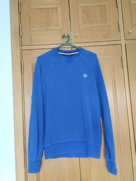 Camisola Fred Perry azul S
