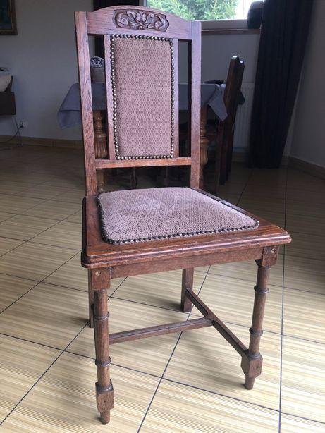 Krzesła drewniane ,antyczne