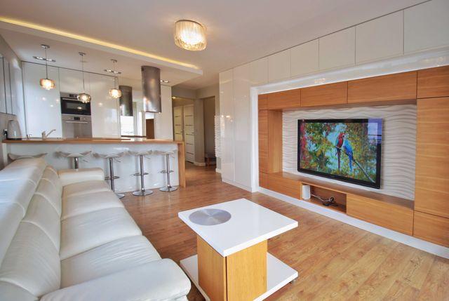 (PL/ENG/RU) Lux standard | 3 pokoje| Centrum miasta