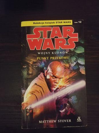 Star Wars tom 12 Wojny klonów Punkt Przełomu Amber Marrhew Stover