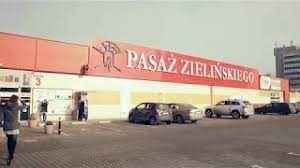 Pasaż Zielińskiego, Wrocław SPRZEDAM  stoisko handlowe
