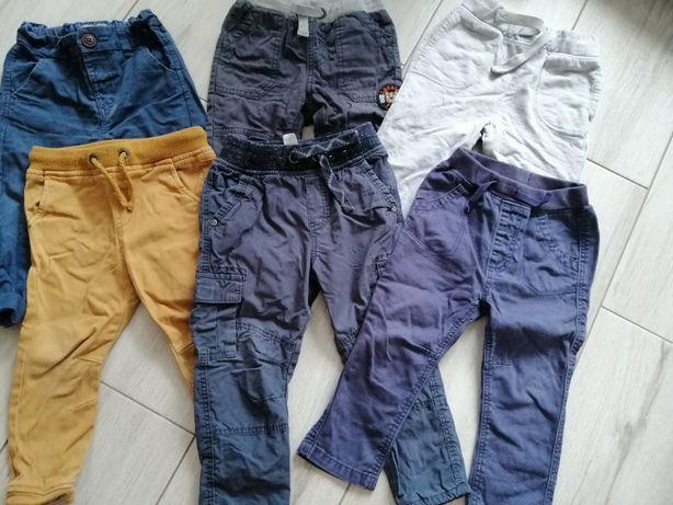 Zestaw spodni rozmiar 86