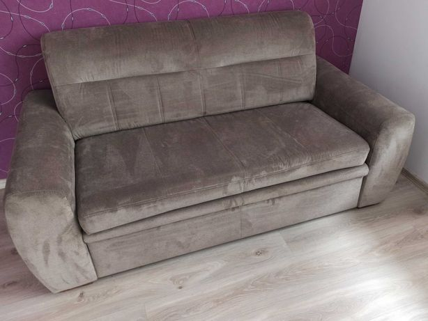 Sofa dwuosobowa z funkcją spania - IdealSofa
