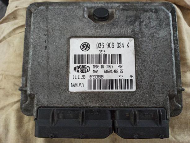 Komputer pokładowy z Lupo 1.4 16V 100KM AQQ