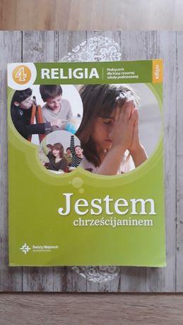 Jestem chrześcijaninem 4 podręcznik do religii