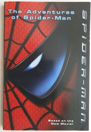 "Książka ""The Adventures of Spider-Man"" Based on the new movie."