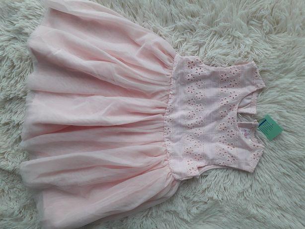 Sprzedam nowa sliczna letnia sukienke rozmiar 92