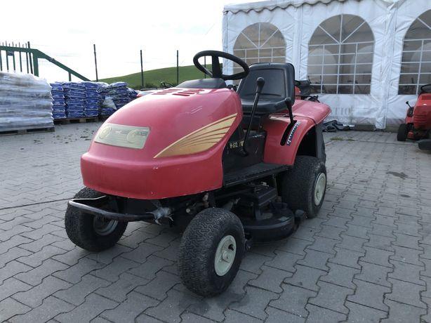 Kosiarka traktorek z koszem dino briggs 12,5 KM bardzo solidna rama