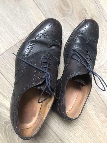 Туфли Оксфорды M&S 43 размер