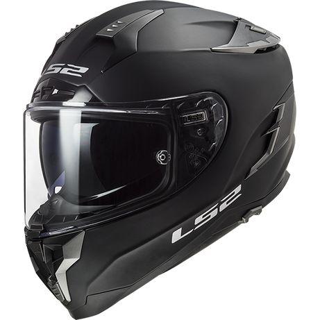 Kask integralny FF327 Challanger Black (Moto2 MotoGP Moto3) rozm. XS-2