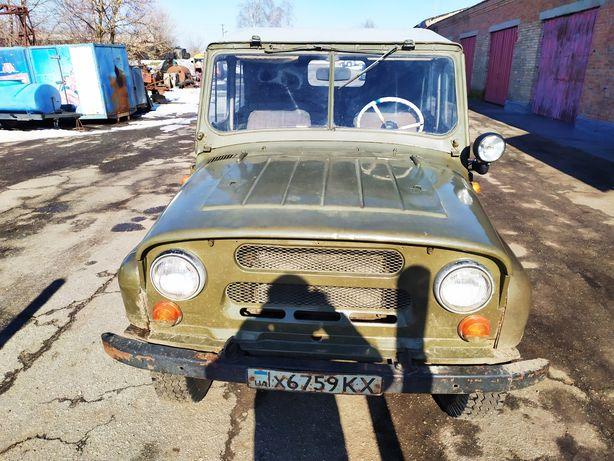 Продам УАЗ 469 Б