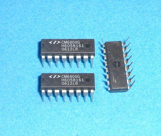Микросхема ШИМ CM6800G. Корпус DIP-16. Новая.
