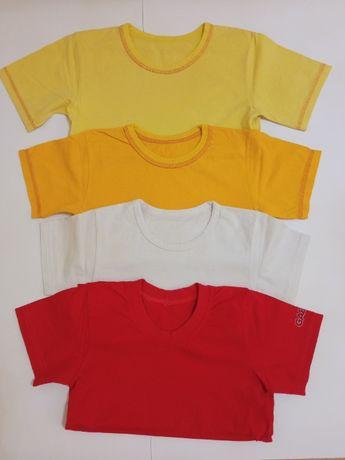Спортивная форма футболка 3-6 лет