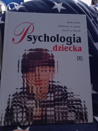 Książka Psychologia dziecka